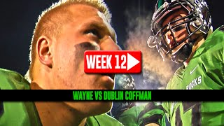 HS Football: Wayne vs Dublin Coffman [PLAYOFFS] [11/15/14]