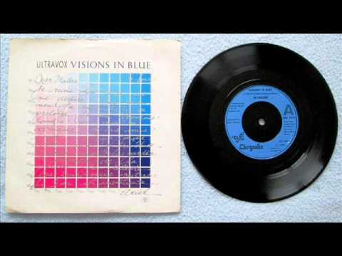 ULTRAVOX - VISIONS IN BLUE