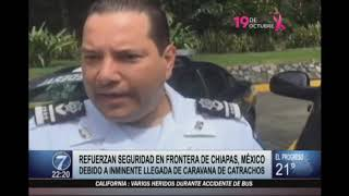 mexico refuerza seguridad fronteriza con guatemala