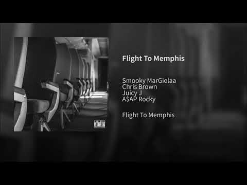 Smooky MarGielaa Ft Chris Brown ,Juicy J & A$AP Rocky – Flight To Memphis