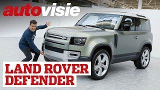 Dit is 'm! - Land Rover Defender (2020)| Autovisie