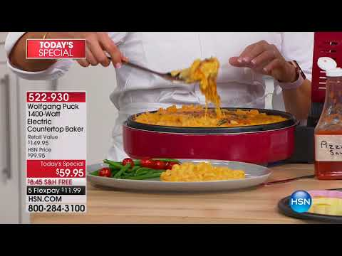 HSN | Kitchen Clearance up to 50% Off 12.24.2017 - 01 AM