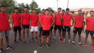 8km running / Cross-country /Indian Army