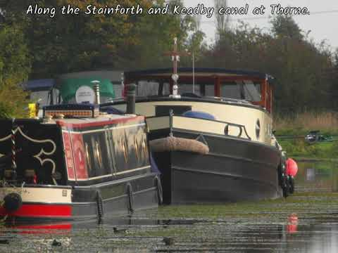 The Stainforth And Keadby Canal At Thorne, South Yorkshire.