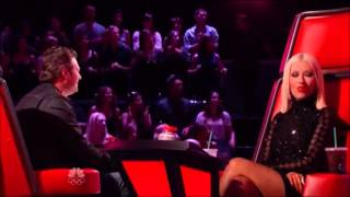Grey - Catch My Breath (The Voice Blind Auditions)