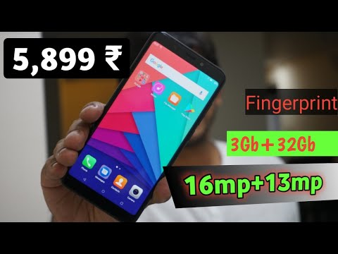 Micromax Canvas Infinity- Best Phone Under 6000