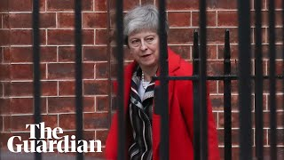 Theresa May gives statement to parliament after EU summit - watch live
