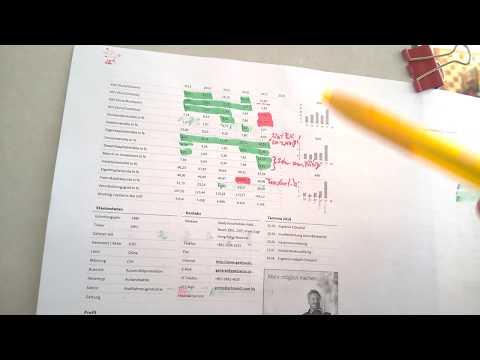 Geely Automobile - Unternehmensanalyse GuV, Bilanz und Kennzahlen