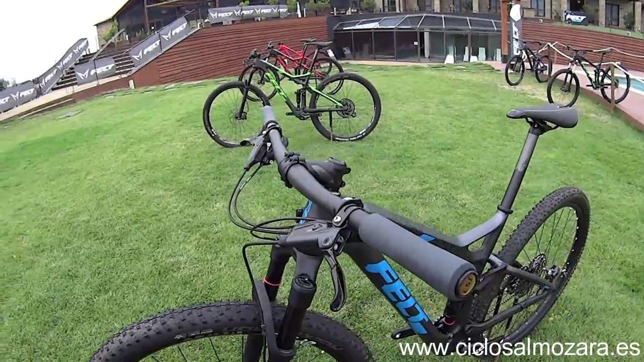 8a3817216a6 Felt Edict 1 2018. Ciclos Almozara - YouTube