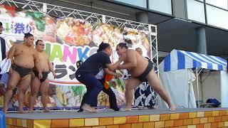2017年10月8日(日)、東京スカイツリータウンで開催された CHANKO-1グラ...