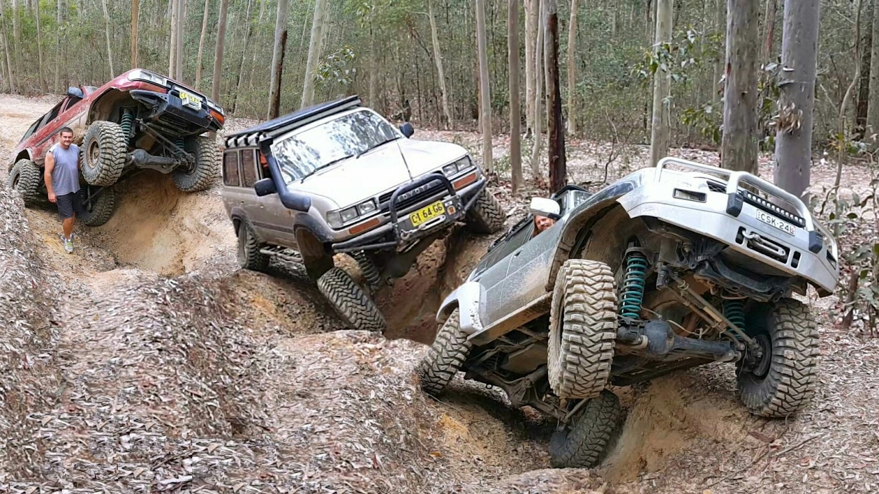 4 X 4 >> 4x4 Challenge Whitemans Lane Youtube