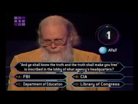 Kevin Smith's Most Intense Moment (Who Wants to be a Millionaire) |