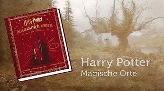 "Harry Potter: ""Magische Orte"" - mit vielen tollen Extras!"