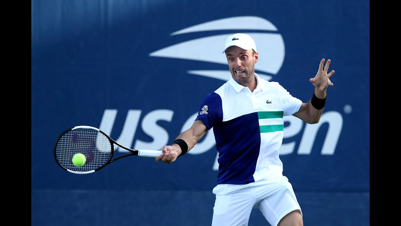 Roberto Bautista Agut | Top 10 points of US Open 2020