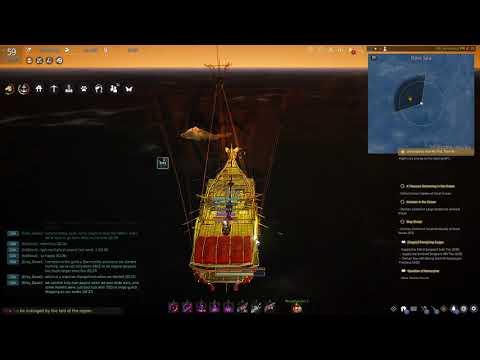 BDO Sailing and Sea Monster Hunting Basic Tips
