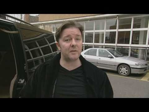 Thumbnail: Ricky Gervais Video Diary - Classic Comic Relief