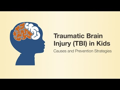 Traumatic Brain Injury (TBI) in Kids