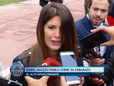 Isabel Macedo hablo de su embarazo #El10TV thumbnail