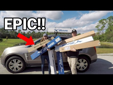 EPIC GOLF STORE LIQUIDATION AUCTION!! (Once In A Lifetime DEALS!!)