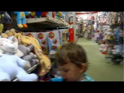 Henric i lekebutikken