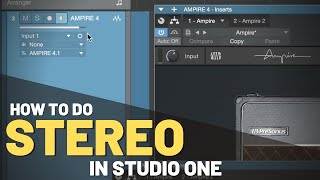 How to Change a Track from Mono to Stereo