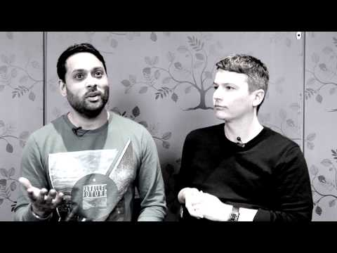 Pravesh Kumar & Bryan Savery (British South Asian Theatre Memories)