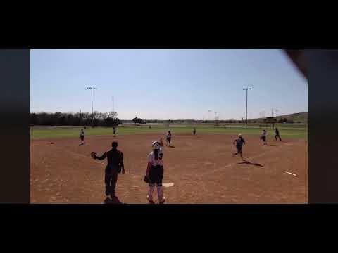 Scarlett Poor (2006 / 2025) Home Run to Left Center