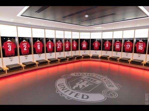 Manchester United Stadium Tour 2018 Dressing Room Vlog 4 Youtube
