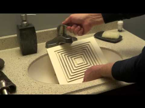 How to replace or repair a bathroom fan doovi for Bathroom exhaust fan cleaning service