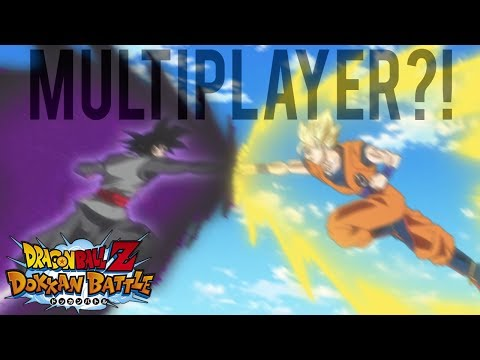 DOKKAN BATTLE GETTING MULTIPLAYER AND LIVE EVENT?! Dragon Ball Z Dokkan Battle