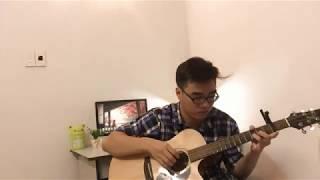 Tôi Vẫn Cô Đơn - Đan Nguyên - Guitar Solo