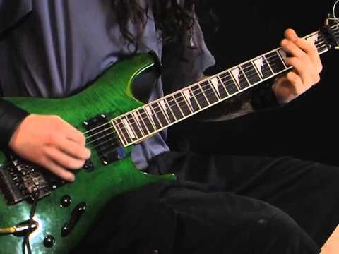 Killer Chord Progression In F Major 7th Rhythm Guitar Lesson Youtube