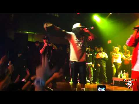 """Wale Performs """"Miami Nights"""" At Revolution Live In Ft. Lauderdale, FL"""