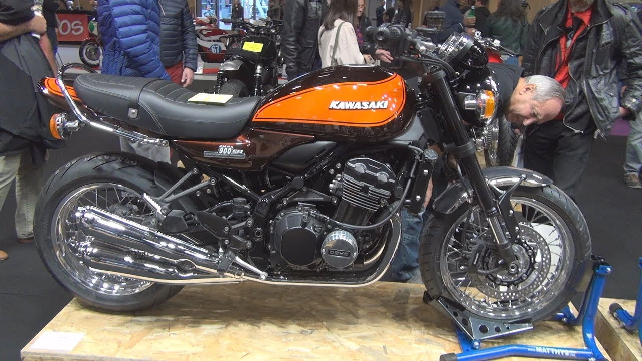 kawasaki z900 rs kb style classic 07 exterior and interior youtube. Black Bedroom Furniture Sets. Home Design Ideas