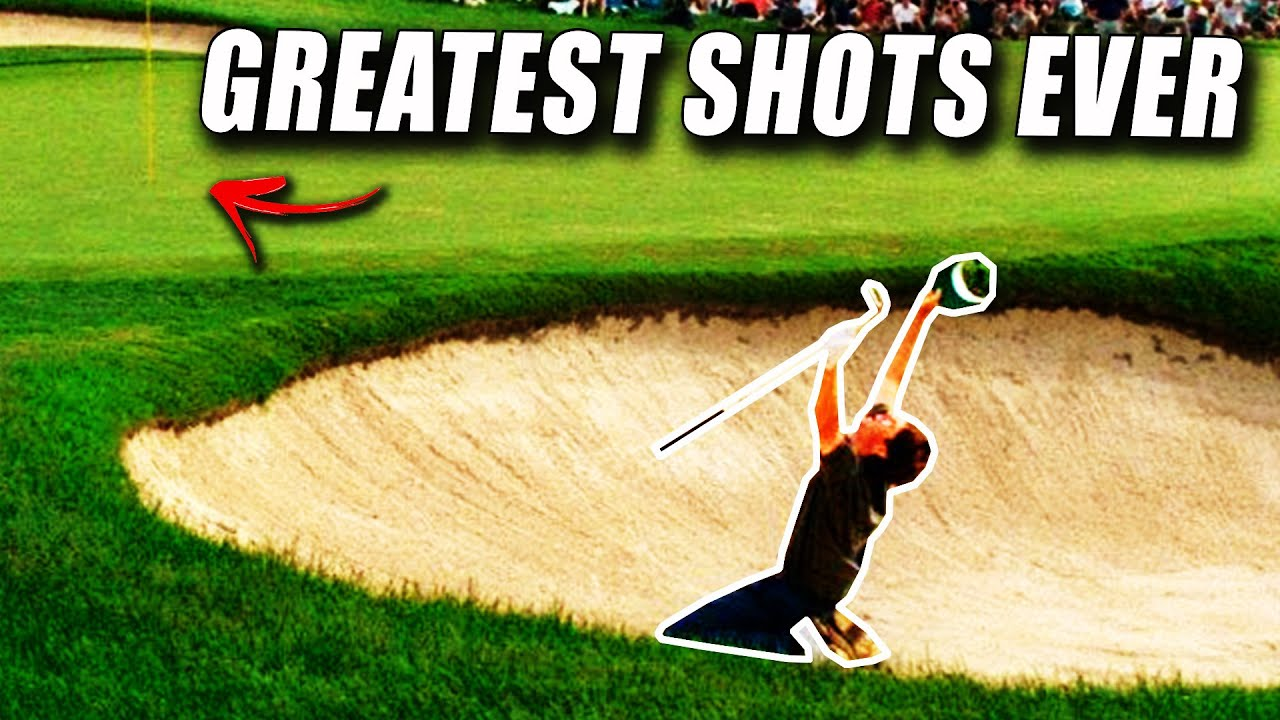 How to Hit One of Golf's Greatest Shots Ever - Paul Azinger at the 1993 Memorial
