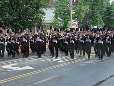 58th Annual Sherburne Pageant Of Bands