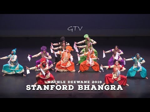 Stanford Bhangra – Nachle Deewane 2019