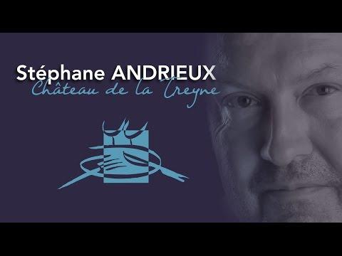 Bonnes Tables du Lot – Stéphane ANDRIEUX – Château de la Treyne