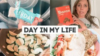 DAY IN MY LIFE! WORK, COOKING, & HOME OFFICE NIGHTMARE