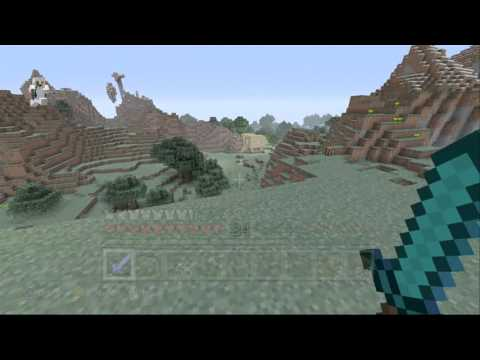 Minecraft Xbox: The Ark Bible Series - Creation Day 4