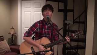 You Will Never Run Away - Rend Collective (Acoustic Cover by Drew Greenway)