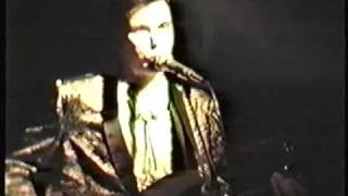 The Beat Cowboys 1985 Crazy Baby Live at the Antenna Club in Memphis