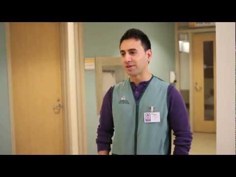 Meet Our Volunteers: Juravinski Hospital & Cancer Centre