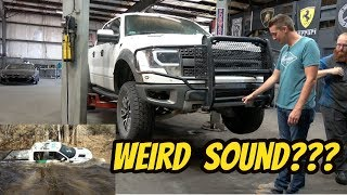 Here's Everything That's Broken On My Cheap BORDER PATROL Ford Raptor