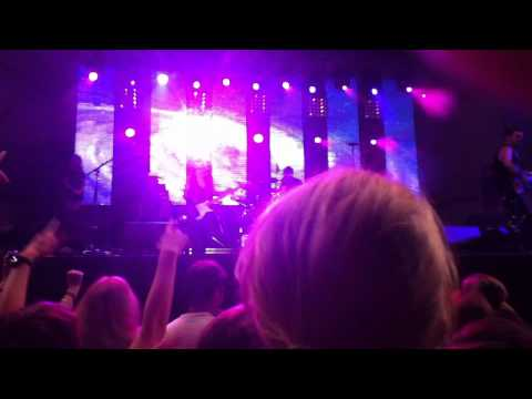 INXS - Never Tear Us Apart LIVE In Canberra March 2011