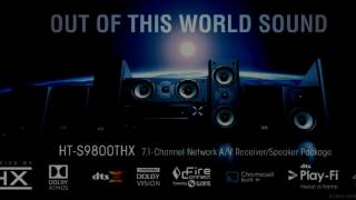 Onkyo HT-S9800THX | dts X, Dolby Atmos, Dolby Vision, Dolby Cinema, DLNA, Wi-Fi, 4K HDR10+ | NayaN