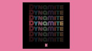 BTS (방탄소년단) - DYNAMITE (Official Audio)