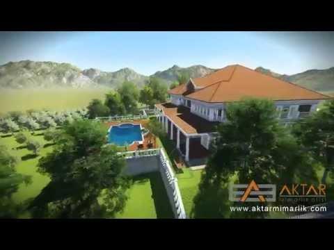 LUXURY RESIDENCE IN ANKARA 3D architectural walkthrough animation Lumion