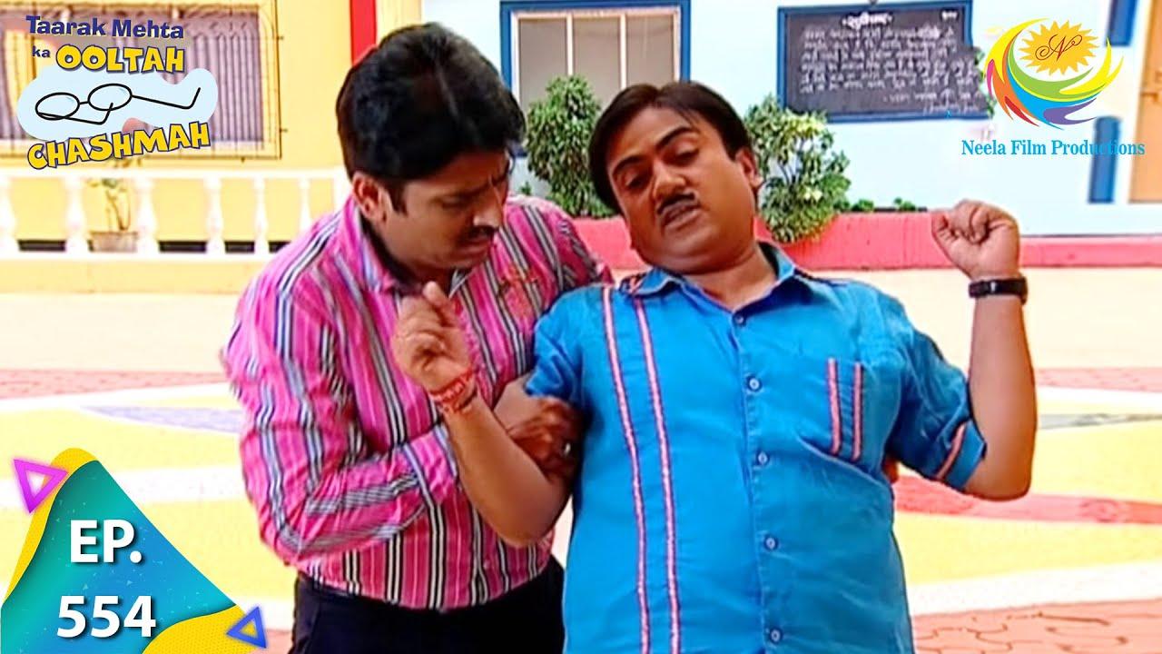 Download Taarak Mehta Ka Ooltah Chashmah - Episode 554 - Full Episode