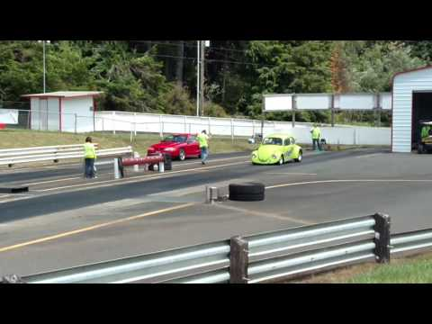 Drag day at Coos Bay Speedway